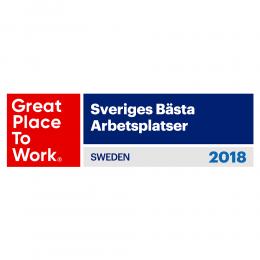 LeanOn-Sveriges-bästa-arbetsplats-2018